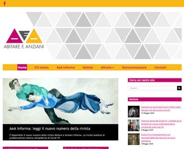 sito web abitareeanziani