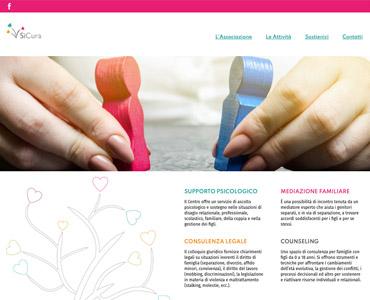 sito web associazione sicura