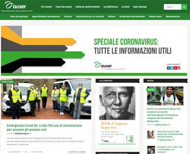 sito web auser